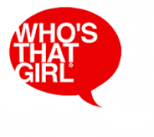 Who\\\\\\\'s that girl logo