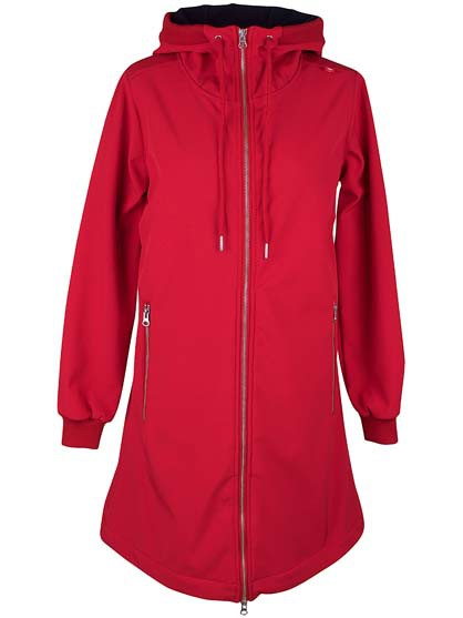 Jane Softshell-red