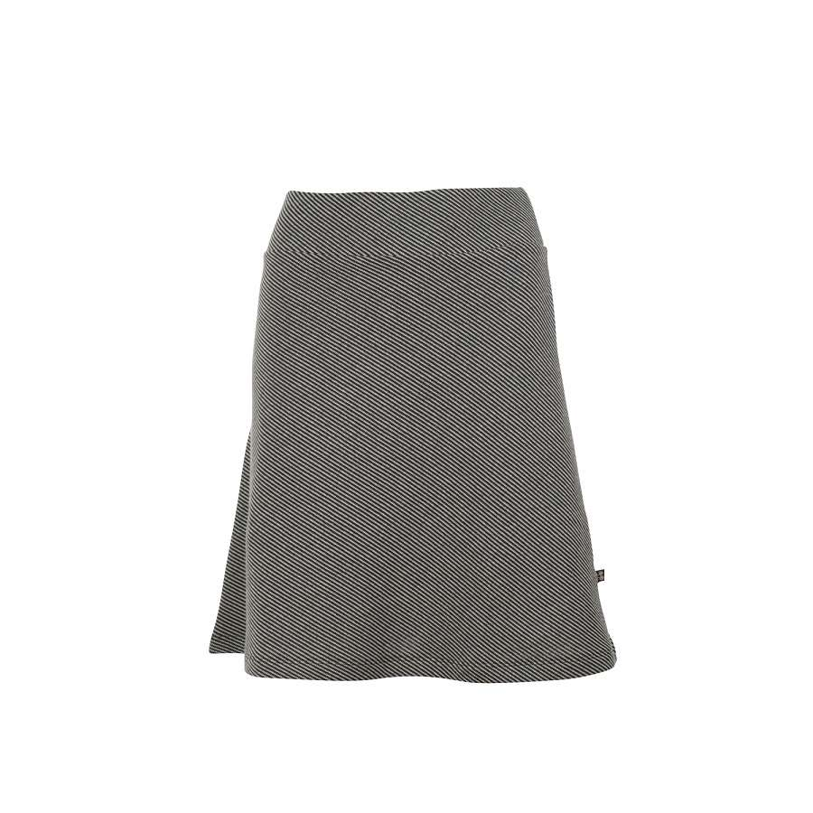 Skirt Long Deep Green Chalk