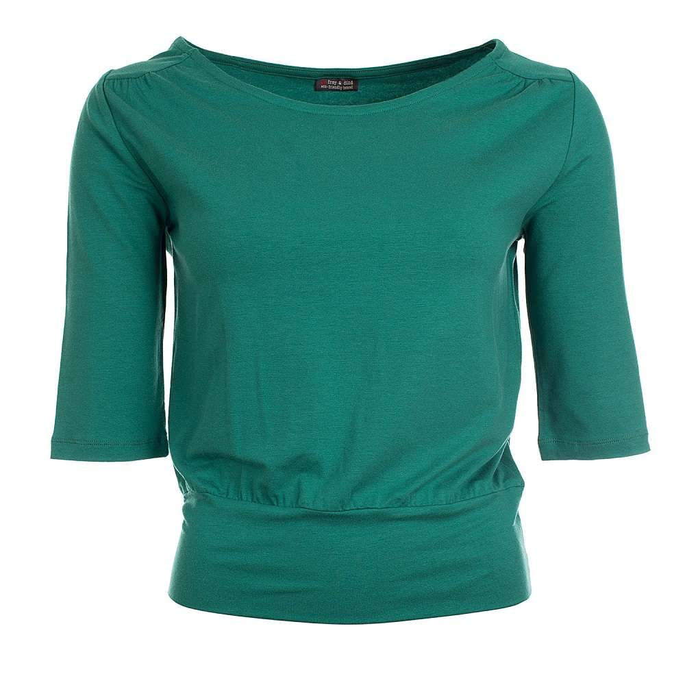 Shirt Valerie Alpine Green Jersey Tencel