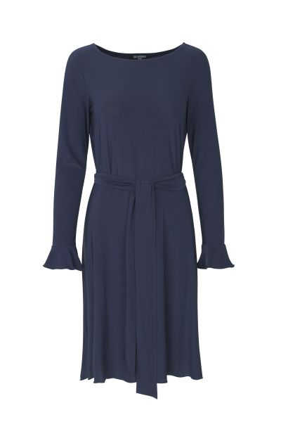 Emma Dress True Navy