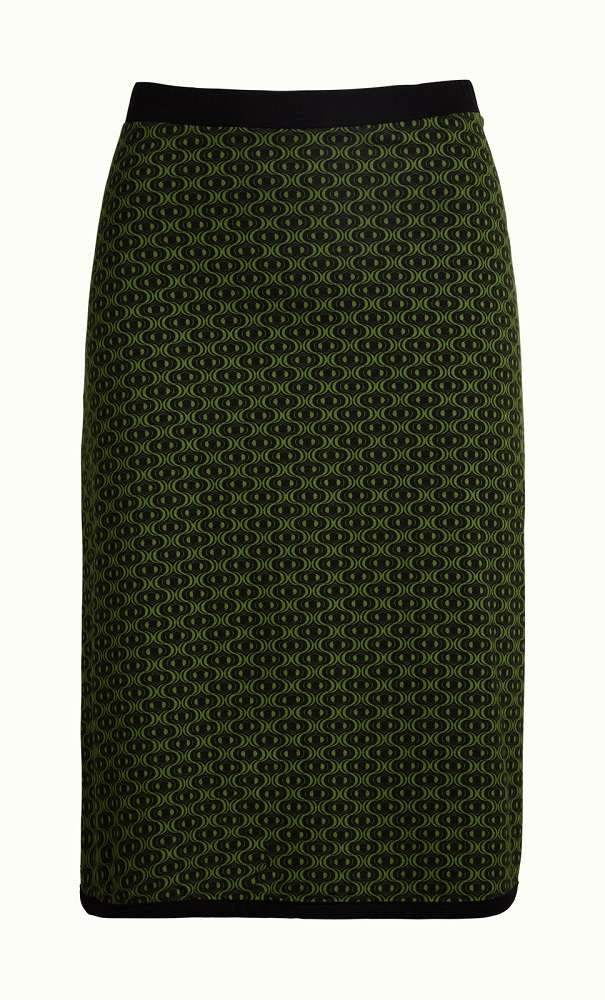 Skirt Loopy Grass Green