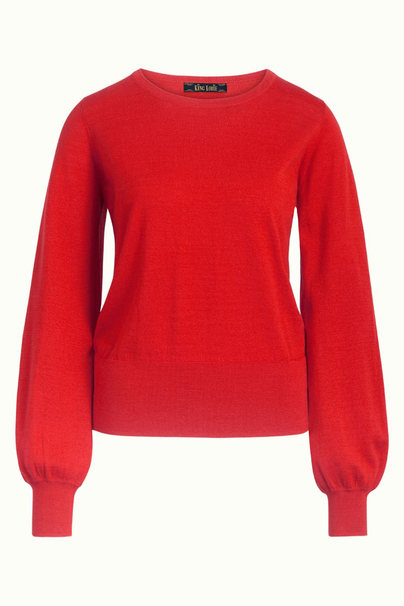 Bell Top Cottonclub Chili Red