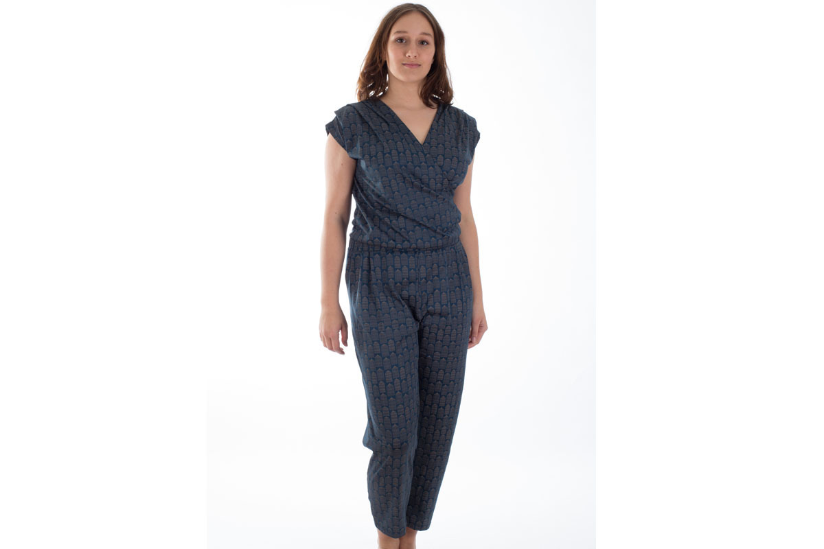 Noa Jumpsuit Birdcages