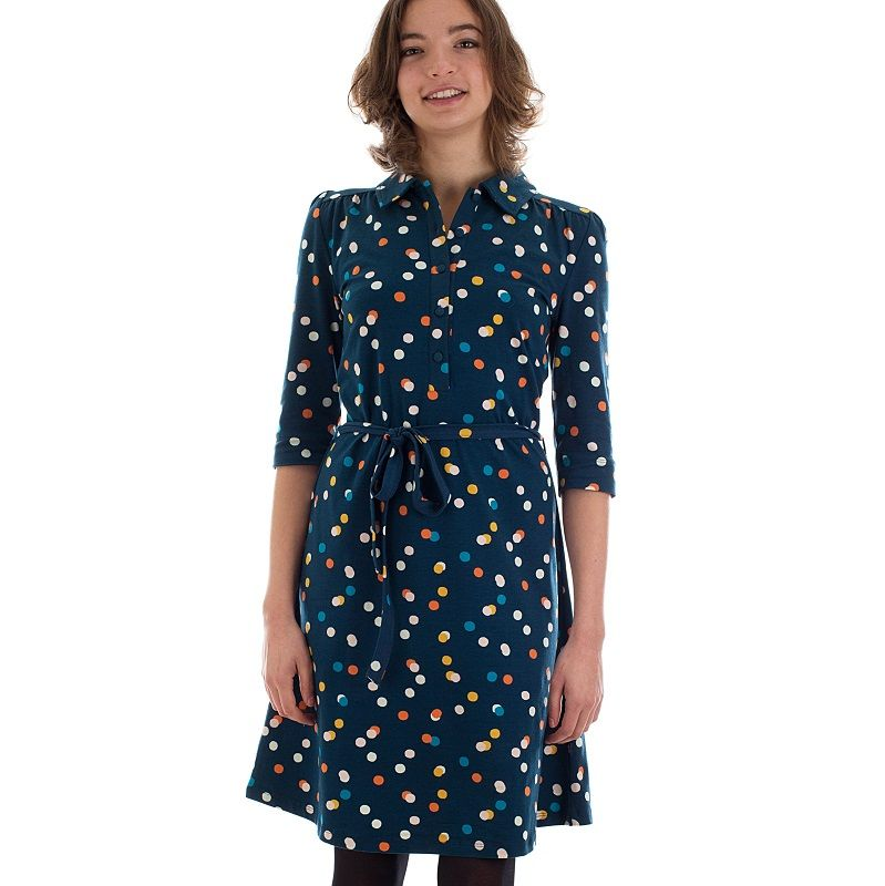 Dress Eloise Confetti Jersey Cotton