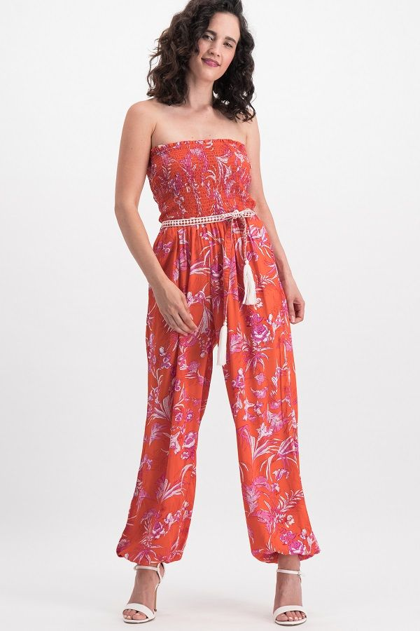 Pumper Jumper Tangerine Tropical