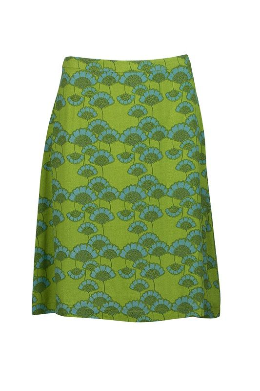 Skirt Lace Pesto