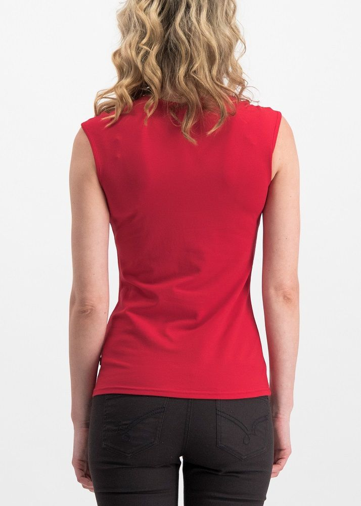 Logo Top Romance Uni Red
