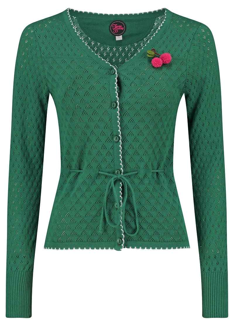 Cardigan Summer Frutti Green