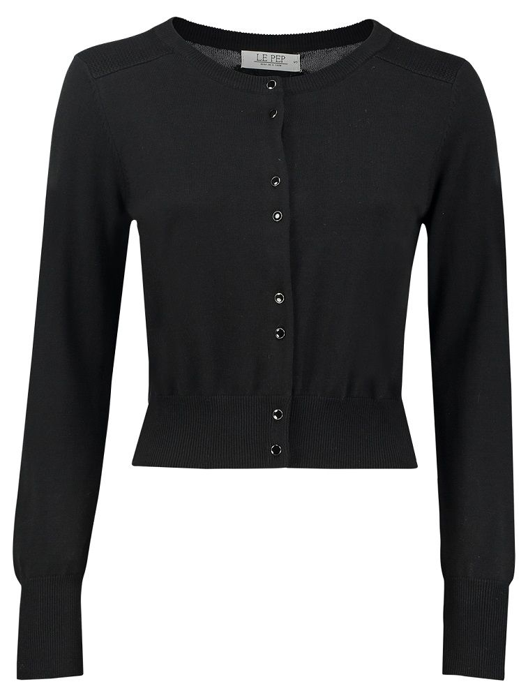 Cardigan Felize Black