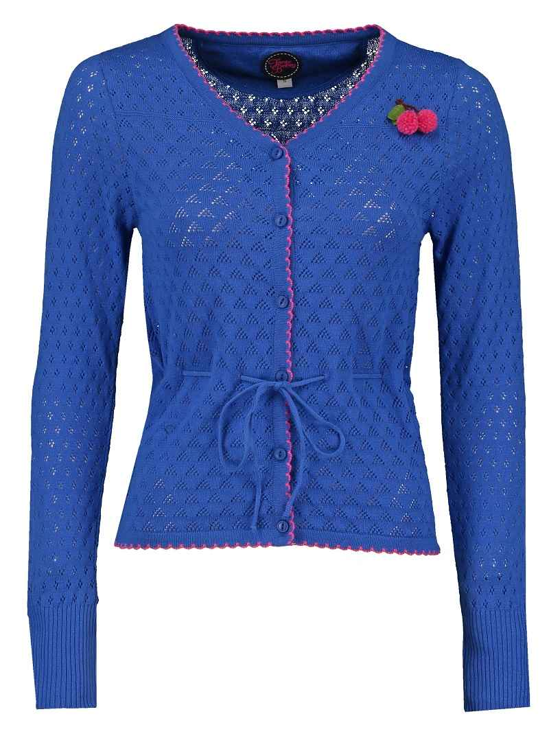 Cardigan Summer Frutti Blue