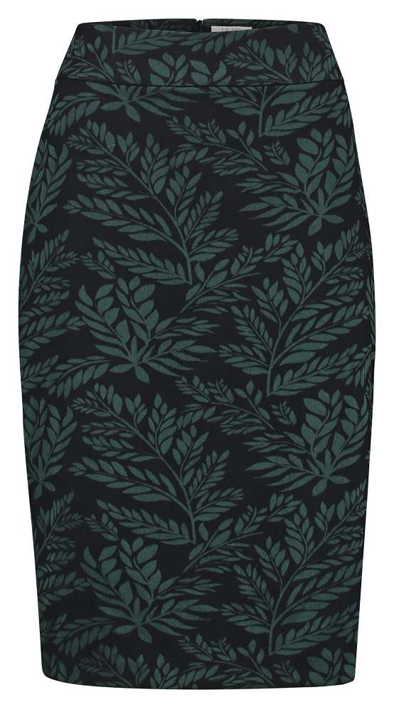 Skirt Francesca Dark Green