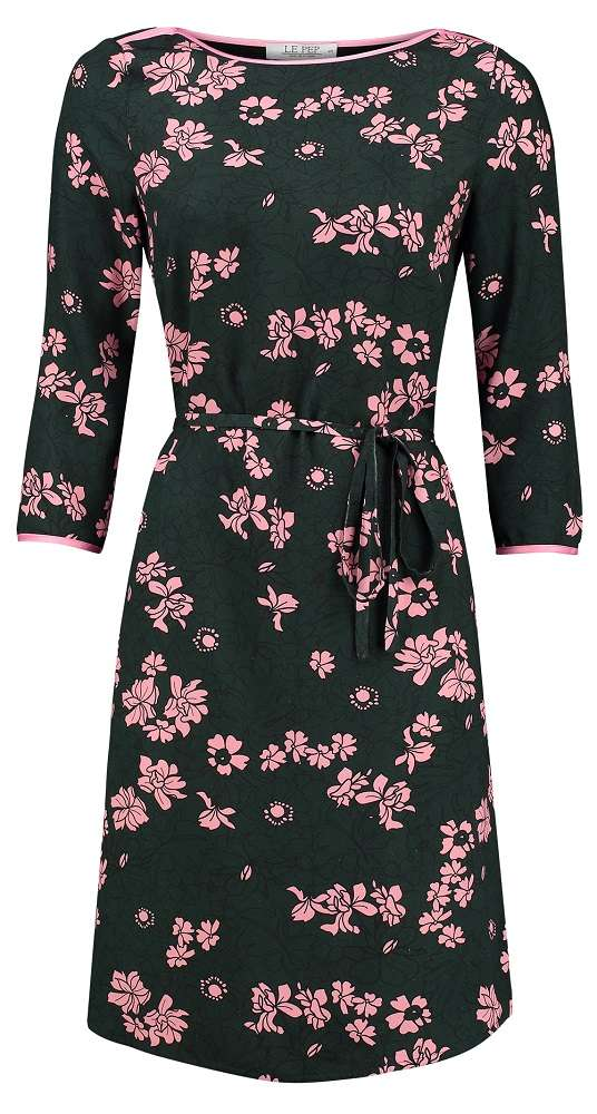 Dress Fibee Dark Green