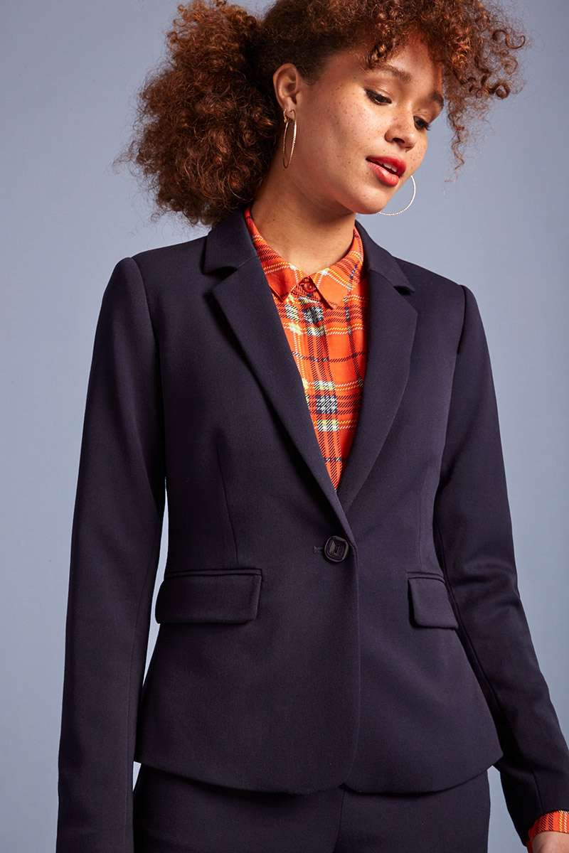 Daisy Blazer Broadway Night-Sky Blue