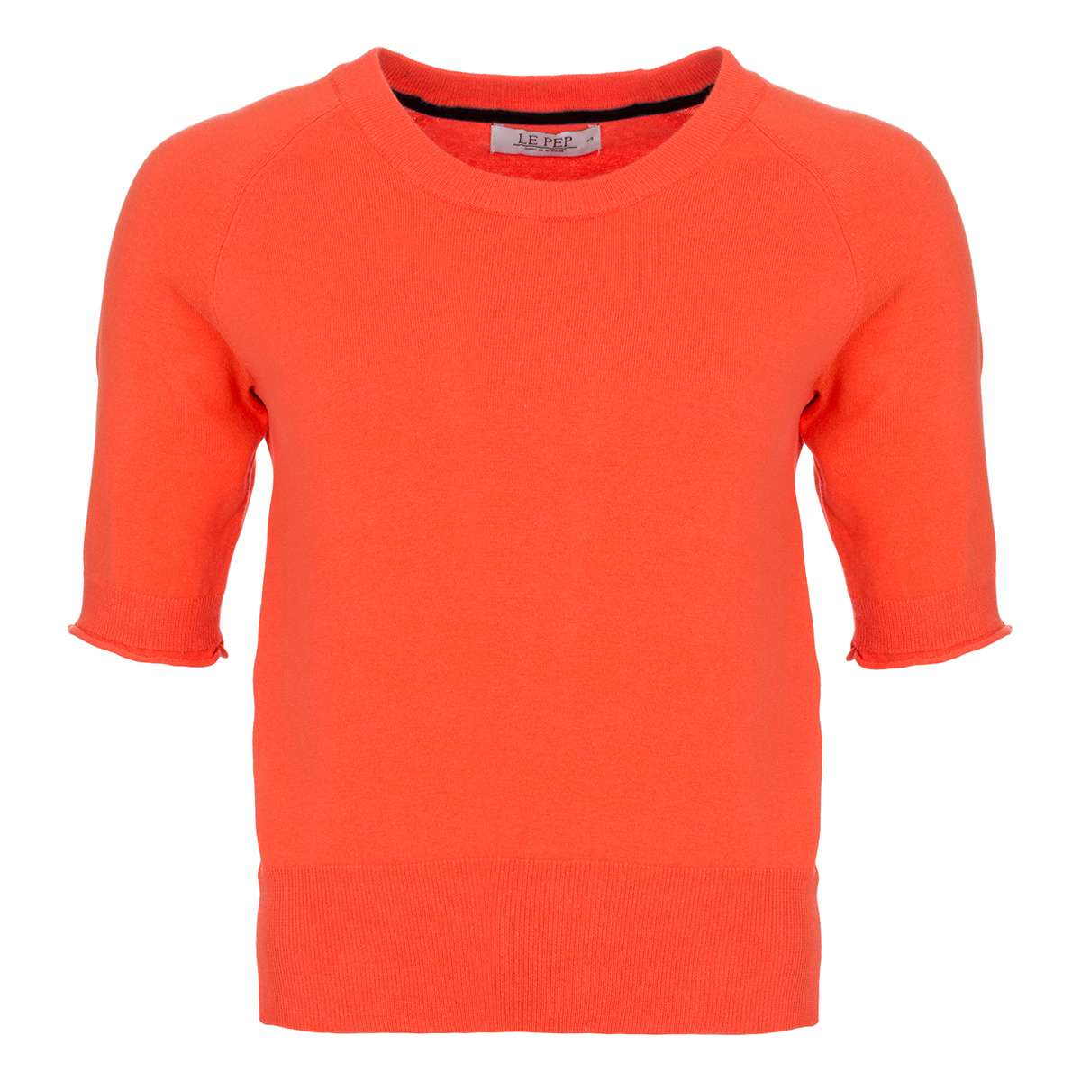 Top Anky Hot Coral