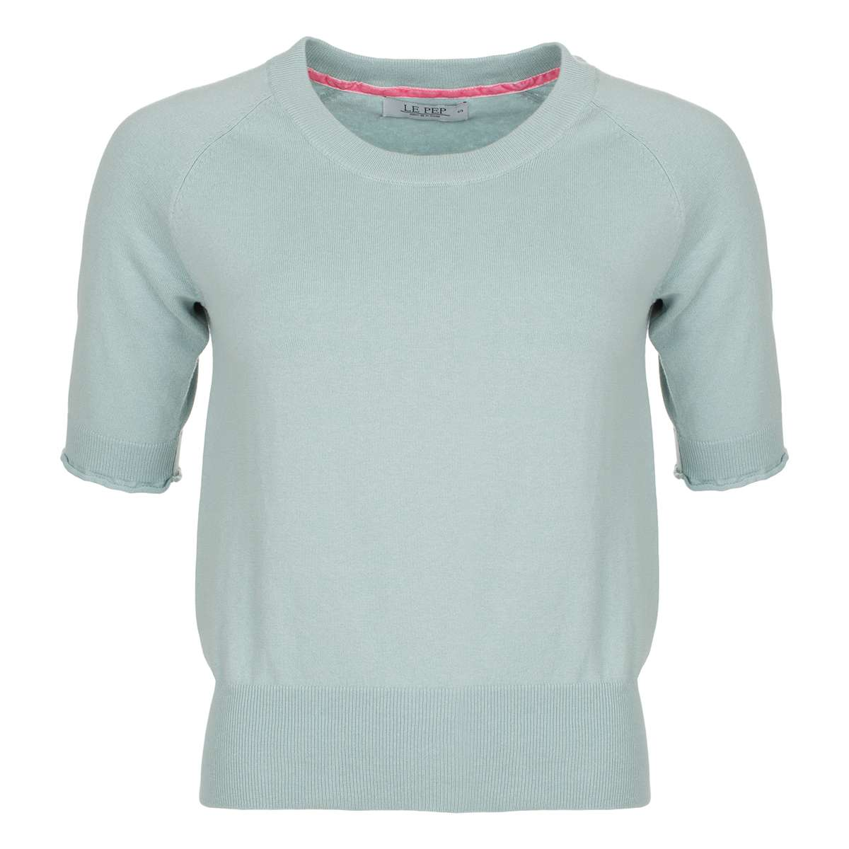 Top Anky Grey Mist Green