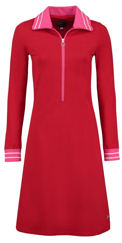 Dress Sports (loopknit solid) Red