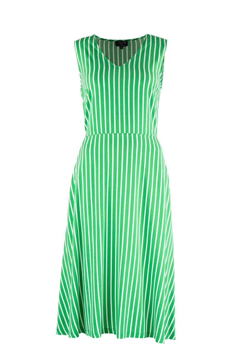 Dress Midi Lines Apple
