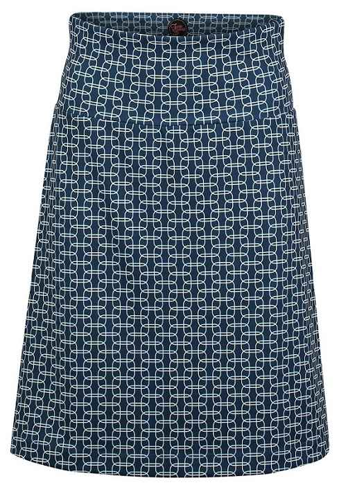 Skirt Chain Navy (Business)