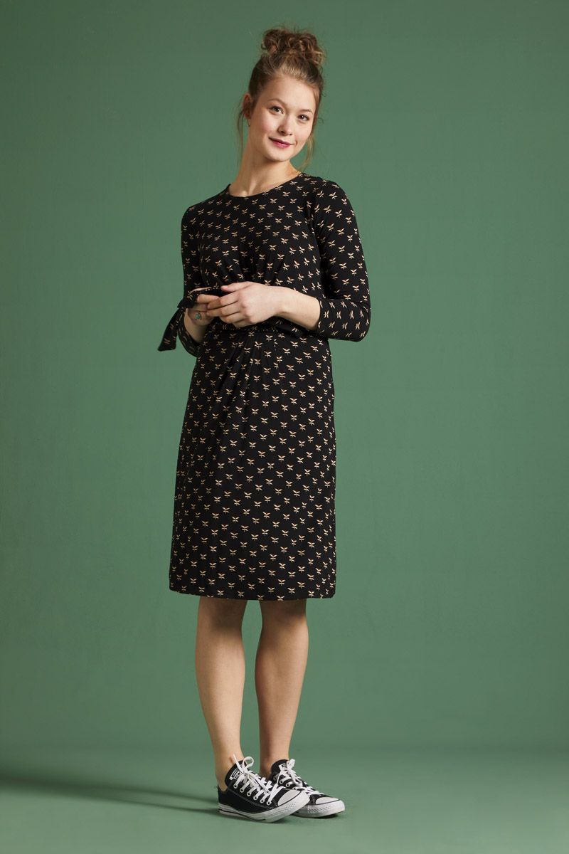 Hailey dress Willow Black