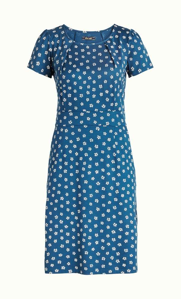 Mona Dress Lennox Dive Blue