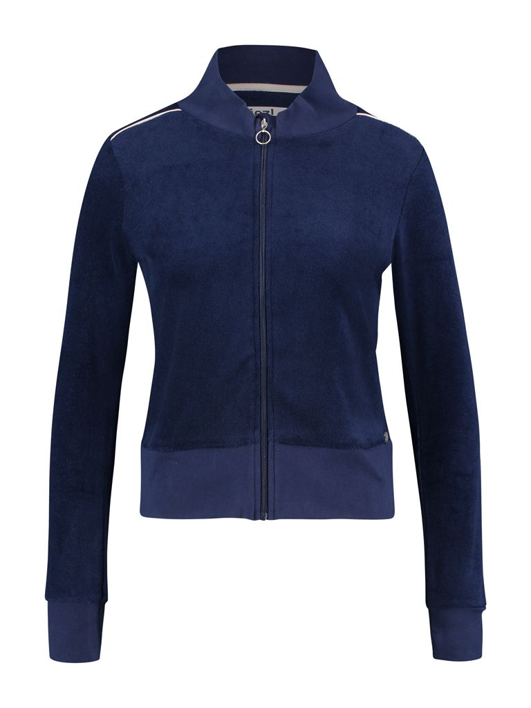 Jacket Terry Dark Blue