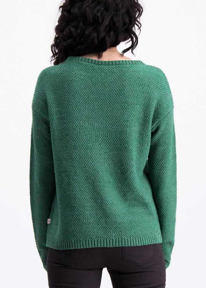 Sea Promenade Pullover Kissing Knot