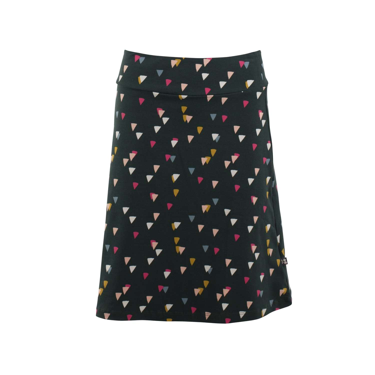 Skirt Long Party Jersey Cotton