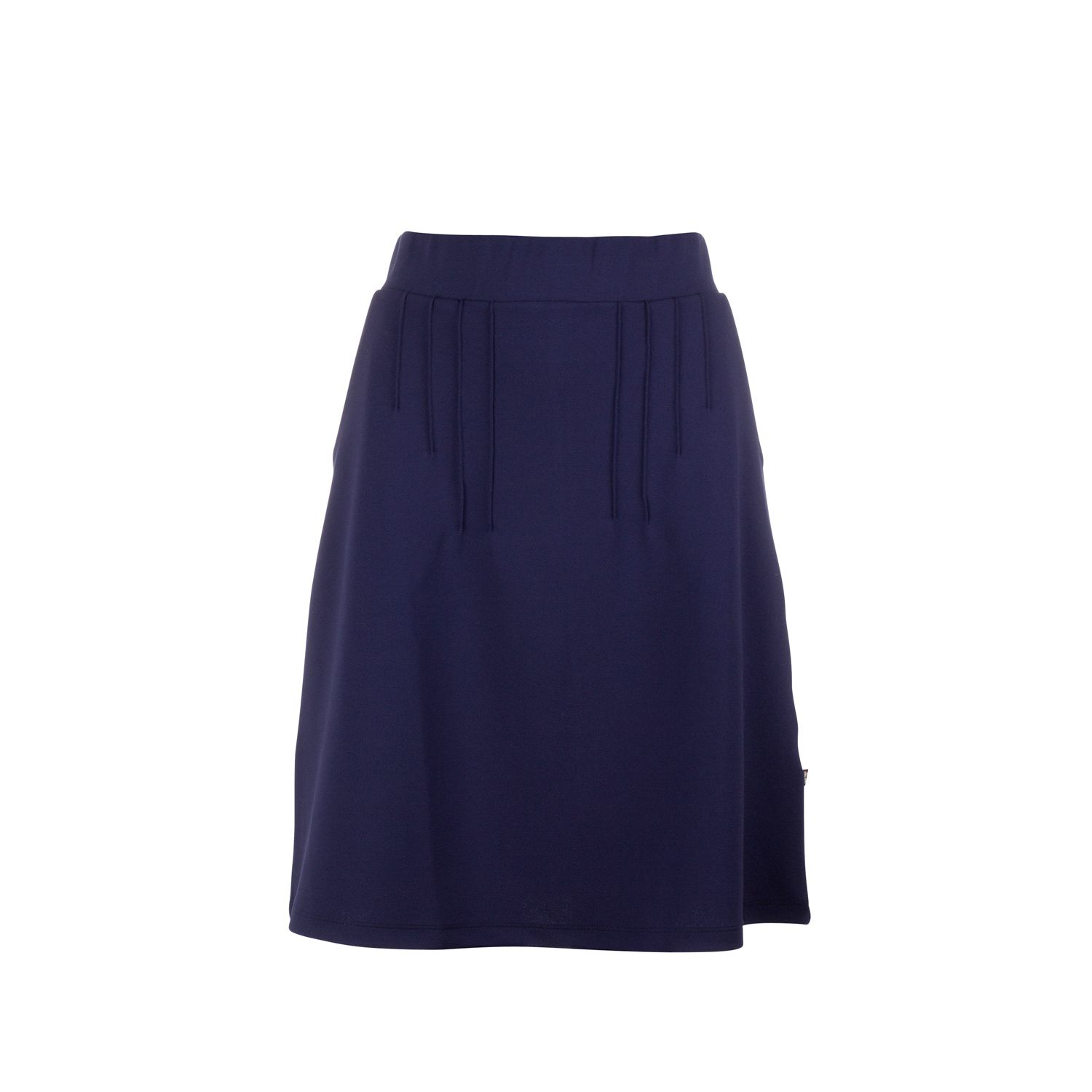 Skirt Luz Deep Blue Den Crepe