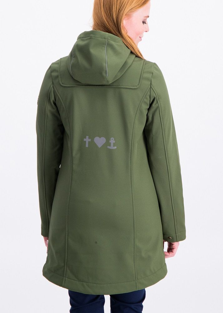 Wild Weather Long Anorak