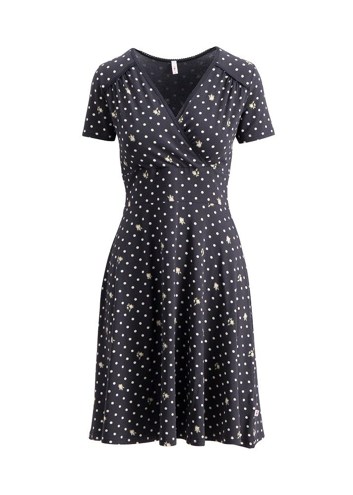 Polka Lady Saloon Dress Dots Of Country