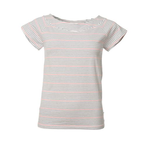 Shirt Mathilde Stripes Marine Jersey Cotton
