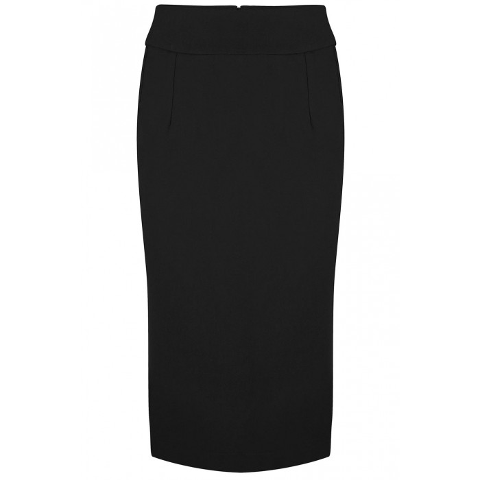 Classic Pencil Skirt Black