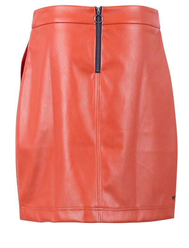 Skirt Do It Fluid terra/oranje