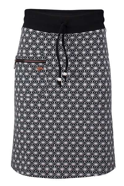 Skirt Zipper Japan Black