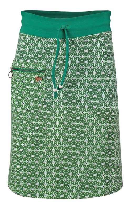 Skirt Zipper Japan Green
