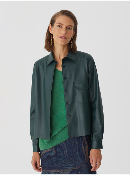 Jacket Smoke Green