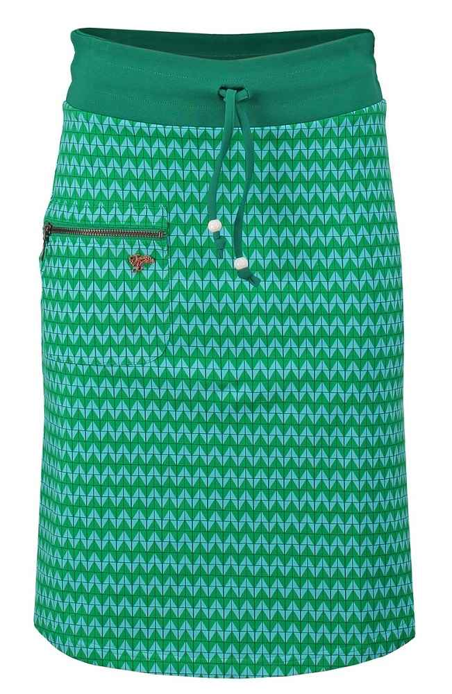 Skirt Zipper Loco Green