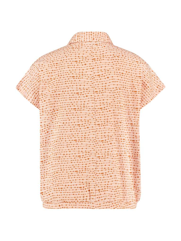 T shirt/Blouse Dot Print Jersey
