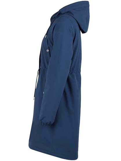 Nora Winter Parka Deep Ocean