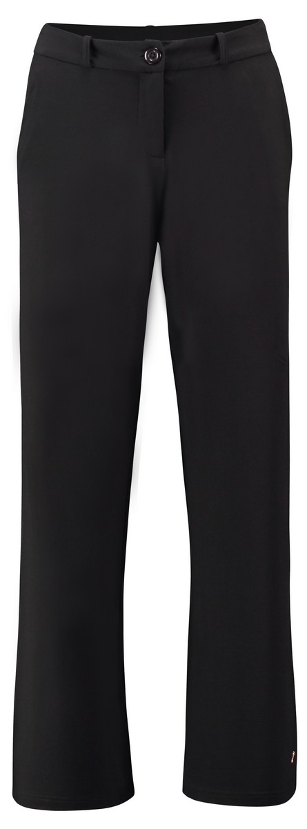 Baggy Trousers Stripe (Heavy) Black