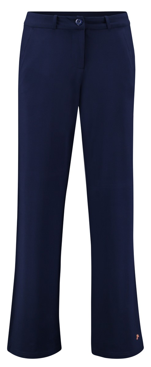 Baggy Trousers Stripe (Heavy) Navy