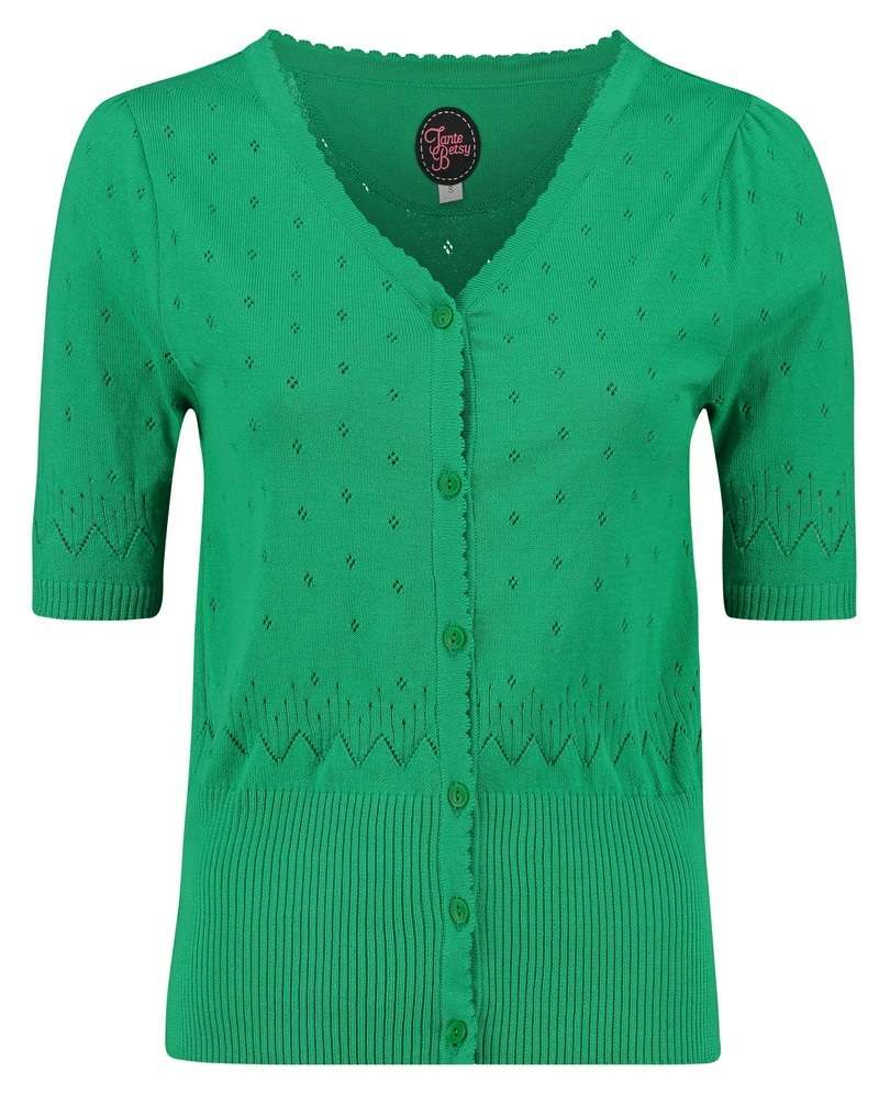 Cardigan Shorty SS19 Green