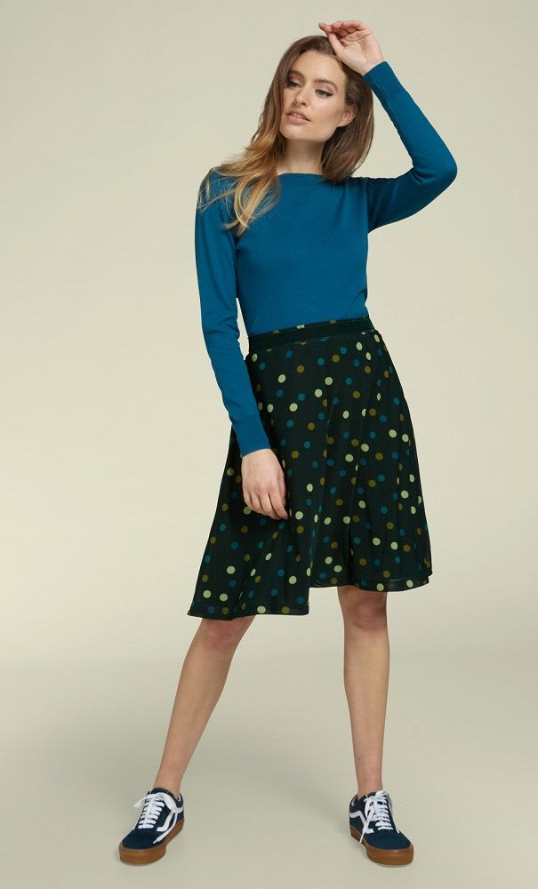 Roxie Skirt Fettini Sycamore Green