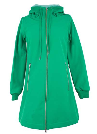 Jane softshell Dutch Green