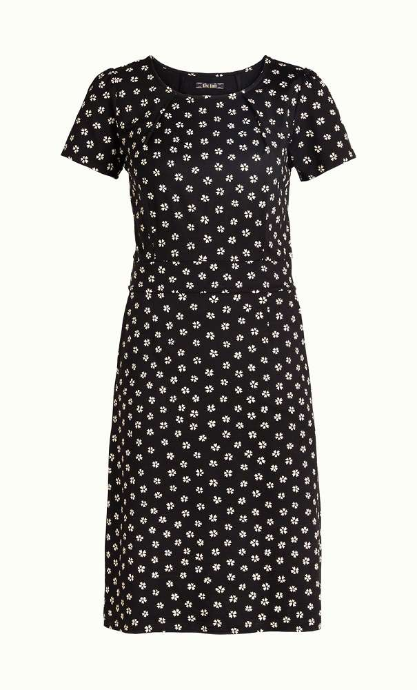 Mona Dress Lennox Black