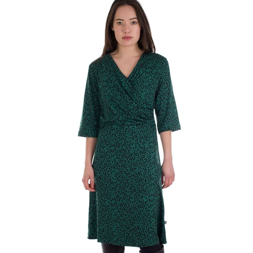 Dress Charlie Specks Green/Black