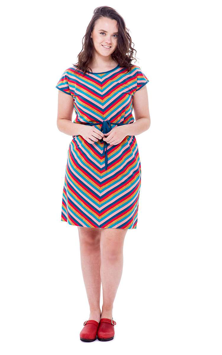 Dress Stripe Pacific