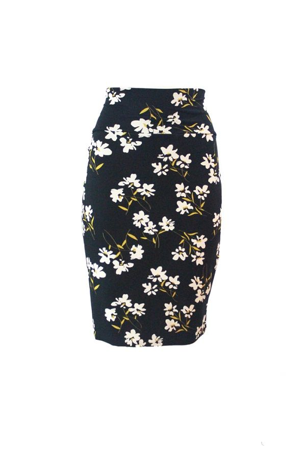Skirt Tulip Black