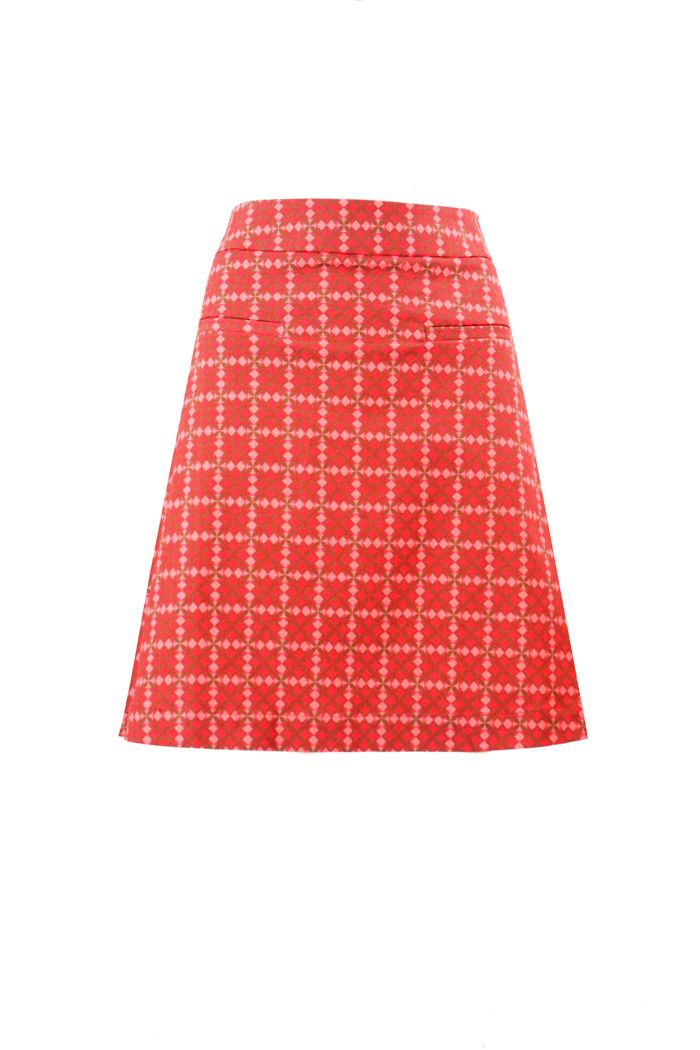 Tulip Skirt Mosaic Candy